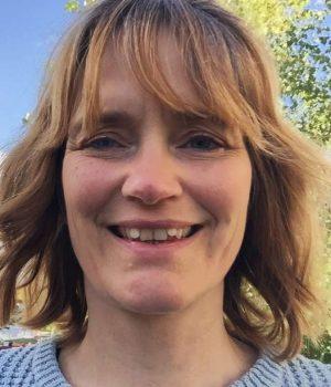 Anke Wijnja Mindfulnesstrainer op De Ceuvel